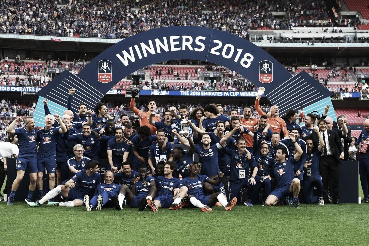 El Chelsea se queda con la FA Cup