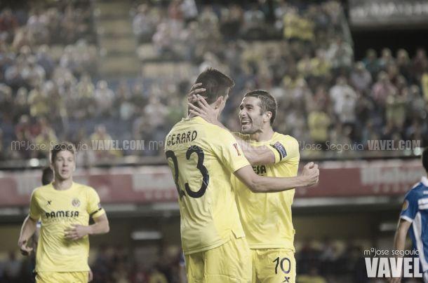 Fotos e imágenes del Villarreal CF 4-0 Apollon Limassol, 2ª jornada de la UEFA Europa League