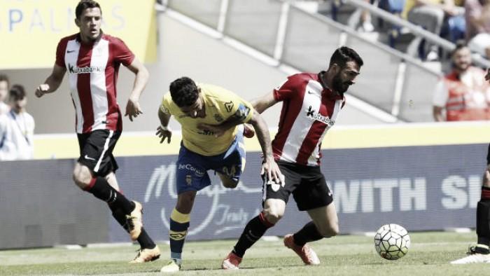 Arbitragem compromete e Bilbao empata sem gols com Las Palmas
