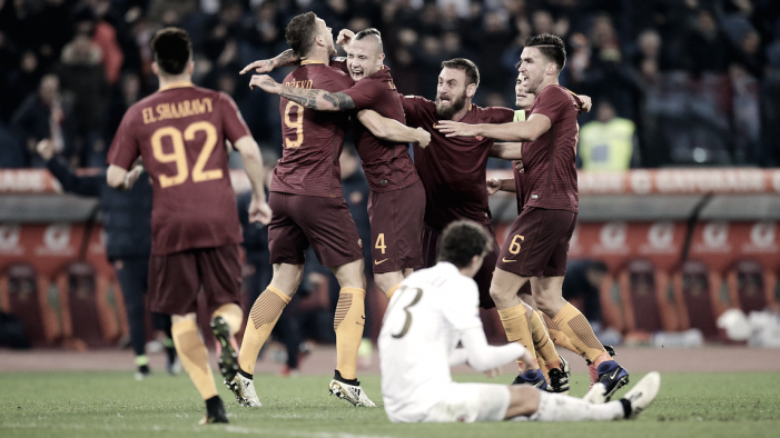 Roma, vittoria da big: Milan ko all'Olimpico e secondo posto conquistato