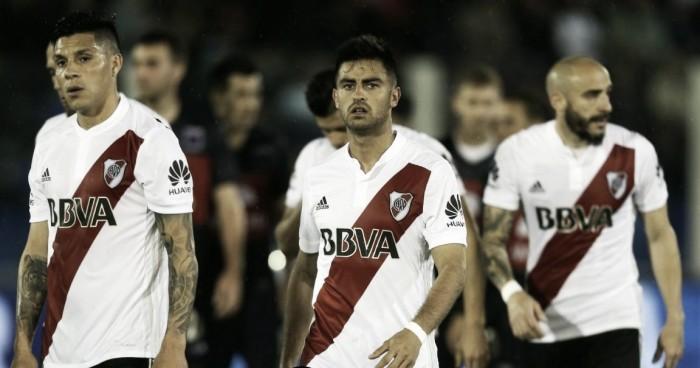 Sin ideas, River Plate vuelve a sumar de a uno