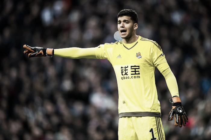 Real Sociedad e Manchester City chegam a um acordo por Rulli