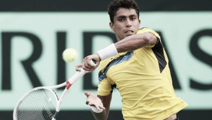 Monteiro viaja a semifinales en la altura de Quito