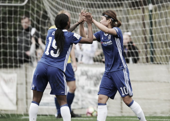 Wing-back to winning ways for Crystal Dunn