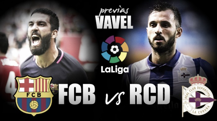 Previa FC Barcelona - RC Deportivo: a por el tercer asalto