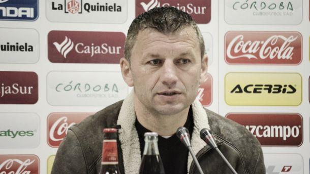 """Djukic: """"Queremos seguir con la buena actitud del equipo y con las buenas sensaciones"""""""