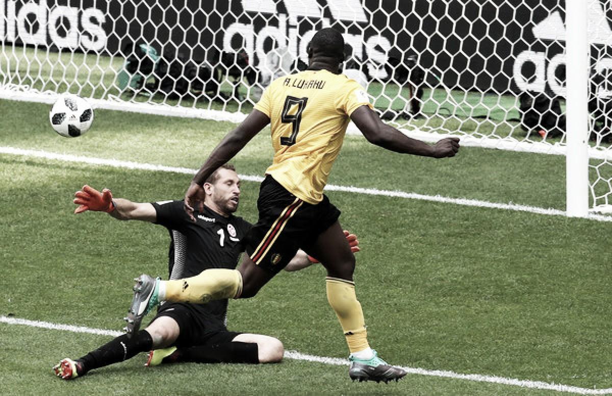 Bélgica enamora de la mano de Lukaku