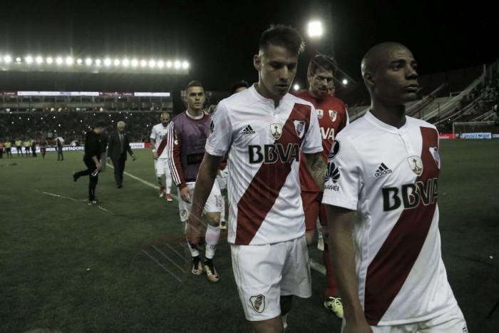 River Plate, por fallos propios y ajenos, eliminado de la Copa Libertadores