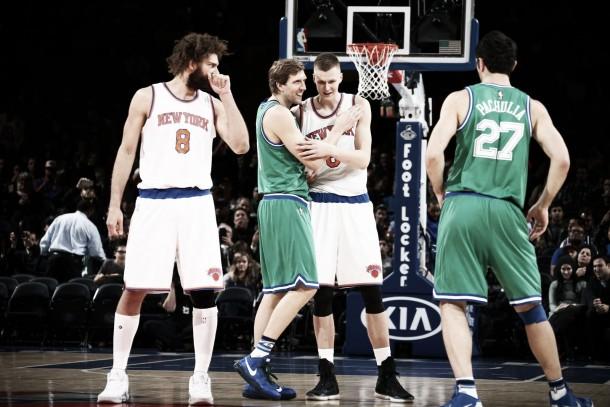 Nba, Porzingis e Bryant non bastano a Knicks e Lakers. Chicago beffata dai Suns