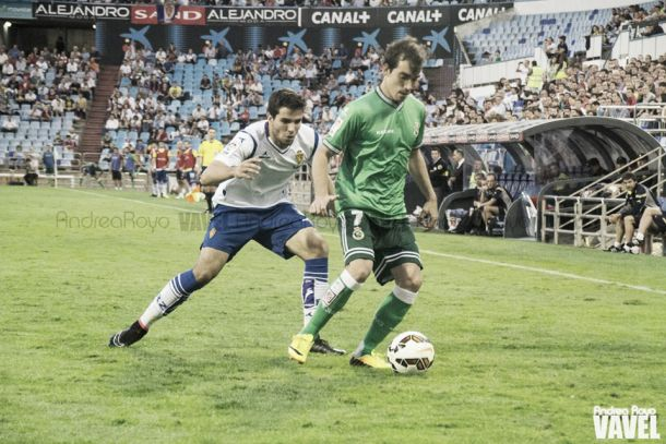 Real Racing Club - Real Zaragoza: objetivos muy dispares