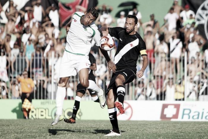 Cabofriense vence Vasco com gol no fim e embola Grupo B da Taça Guanabara