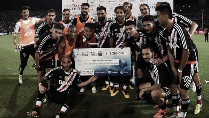 El camino de River Plate a la final