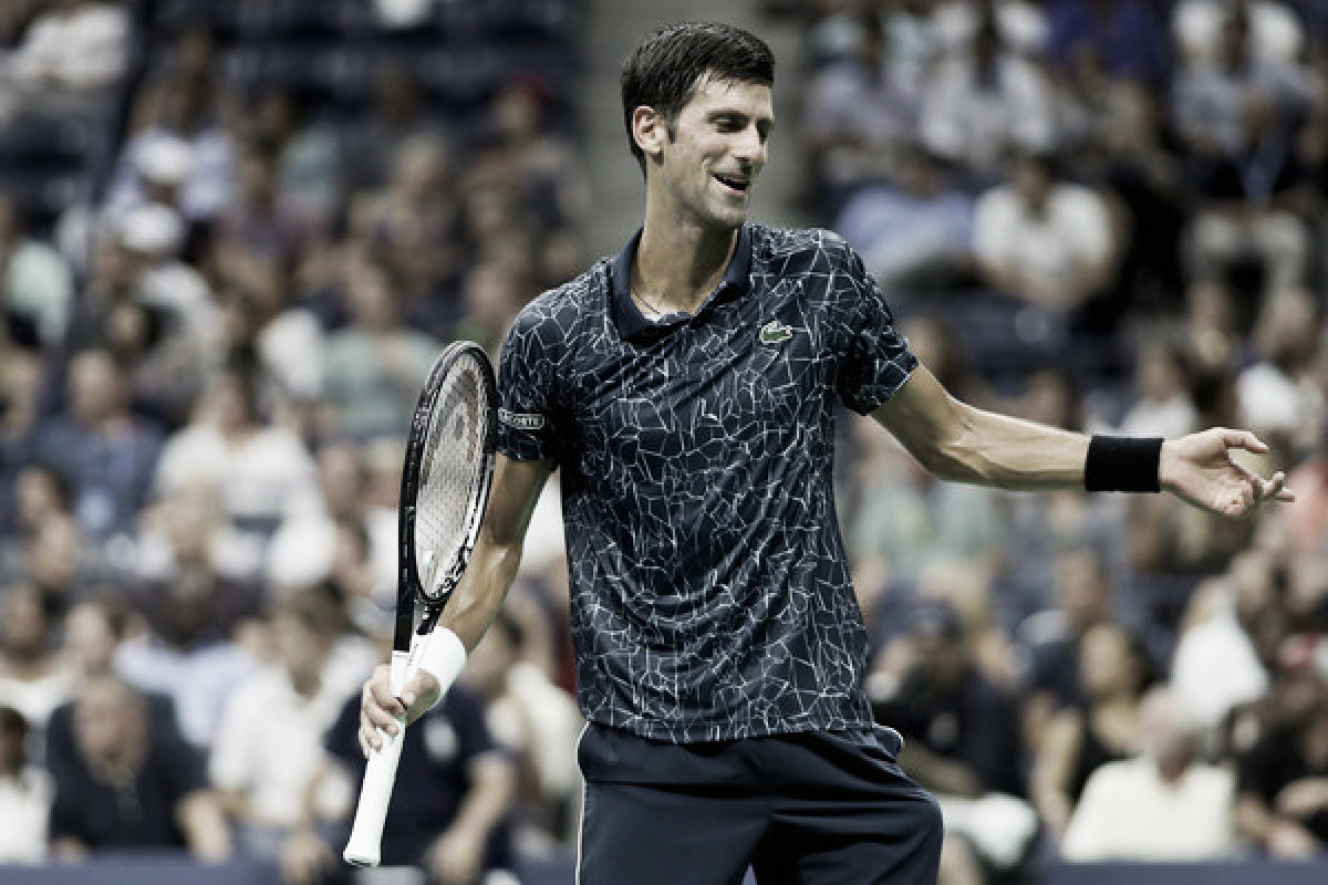 Novak Djokovic avanzó a cuartos de final del US Open