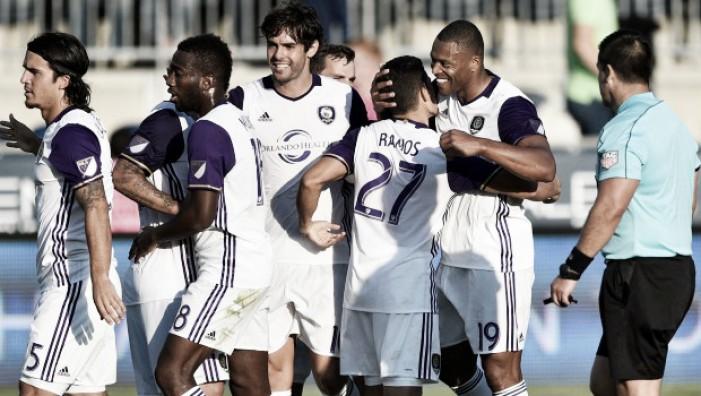 Philadelphia Union falter at home against Orlando City, lose 2-0