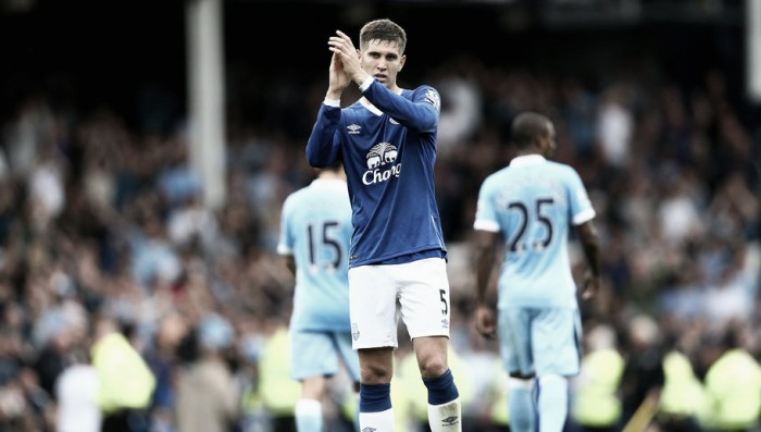 John Stones officially completes Manchester City move