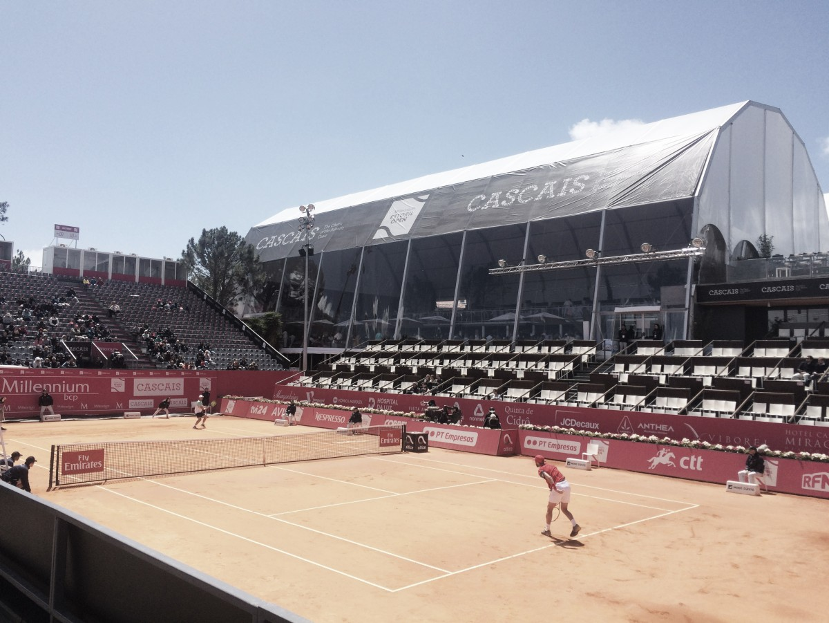 ATP Estoril: Second day of qualifying recap and Monday schedule