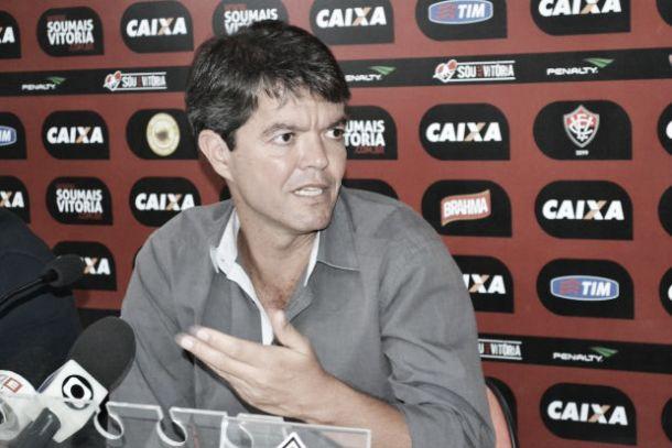 Felipe Ximenes deixa o Vitória para ser o novo diretor executivo do Flamengo