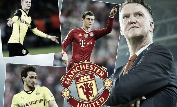 Luis Van Gaal va t-il vraiment s'offrir le crème de la Bundesliga?