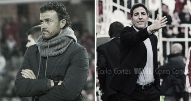 Berizzo supera a Luis Enrique