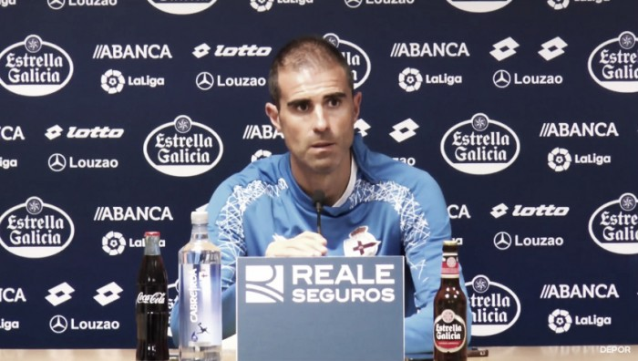 Garitano admite la falta de gol del equipo