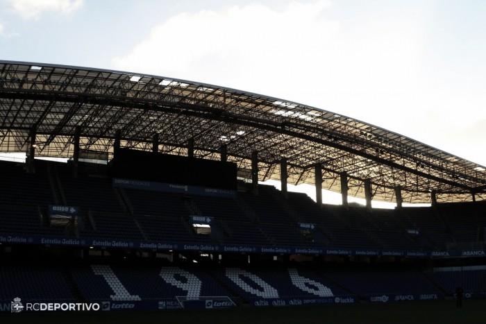 Suspendido el Deportivo - Betis