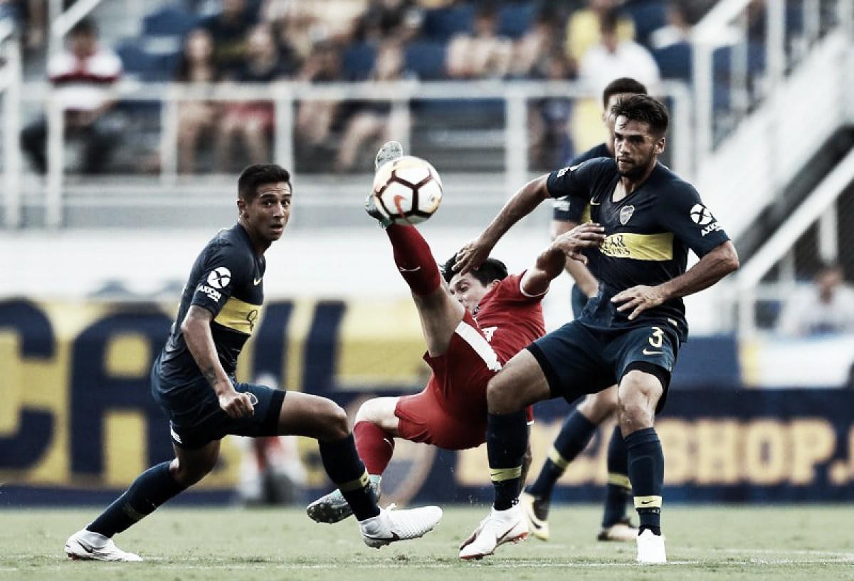 Puntuaciones, DIM - Boca Juniors por amistoso internacional