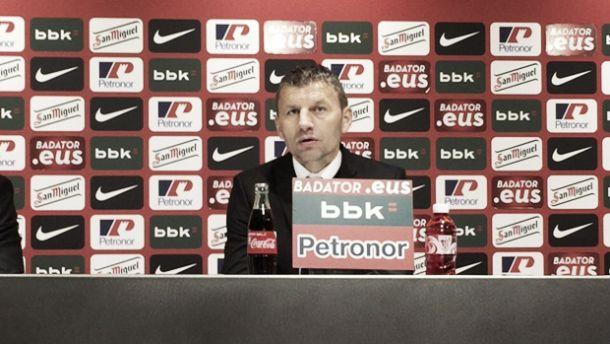 """Djukic: """"Es una victoria muy importante que nos debe hacer crecer"""""""