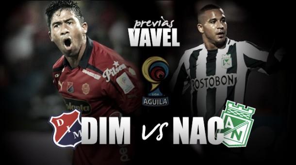 Independiente Medellín - Atlético Nacional: por el cupo para alcanzar la gloria