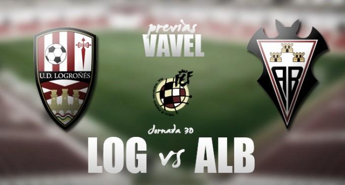 UD Logroñés - Albacete Balompié: duelo de históricos en Las Gaunas
