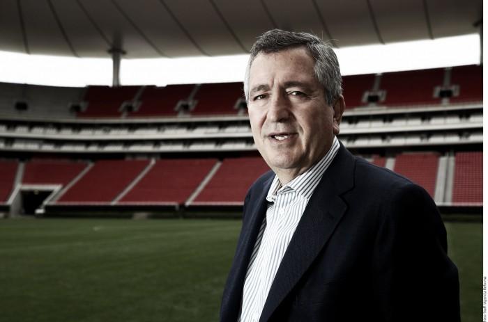 """Jorge Vergara: """"Alanís jugará en España terminando el mundial"""""""