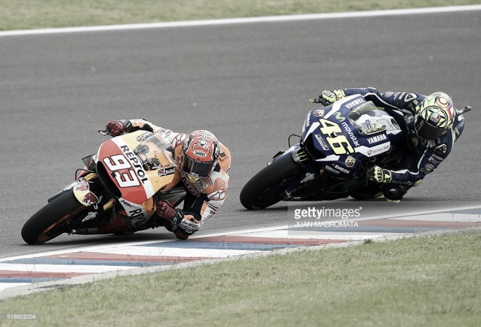 MotoGP: Corrida de loucos dá vitória a Marc Marquez