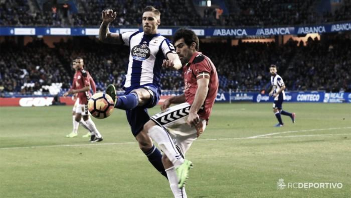 Deportivo - Alavés: puntuaciones del Dépor, jornada 23 de La Liga