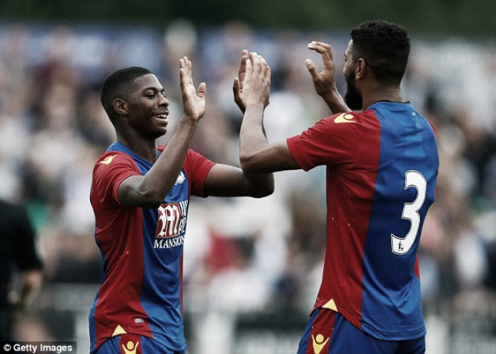 Bromley 1-2 Crystal Palace XI: Kaikai shines as young Eagles overcome non league opposition