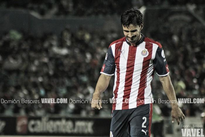 Alanís se reintegra a Chivas