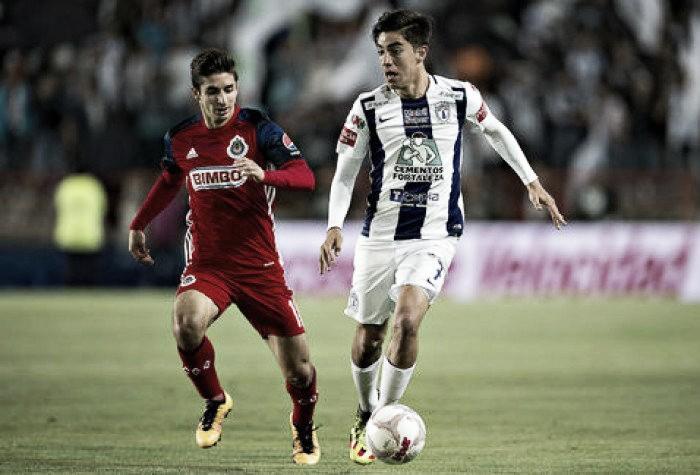 Pachuca va por su segunda victoria en el Estadio Chivas