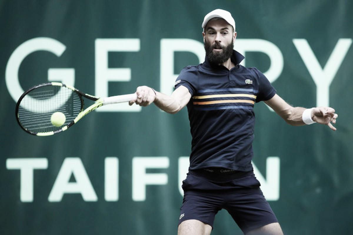 Paire y Verdasco, los primeros en pasar a segunda ronda en el Masters 1000 de Canadá