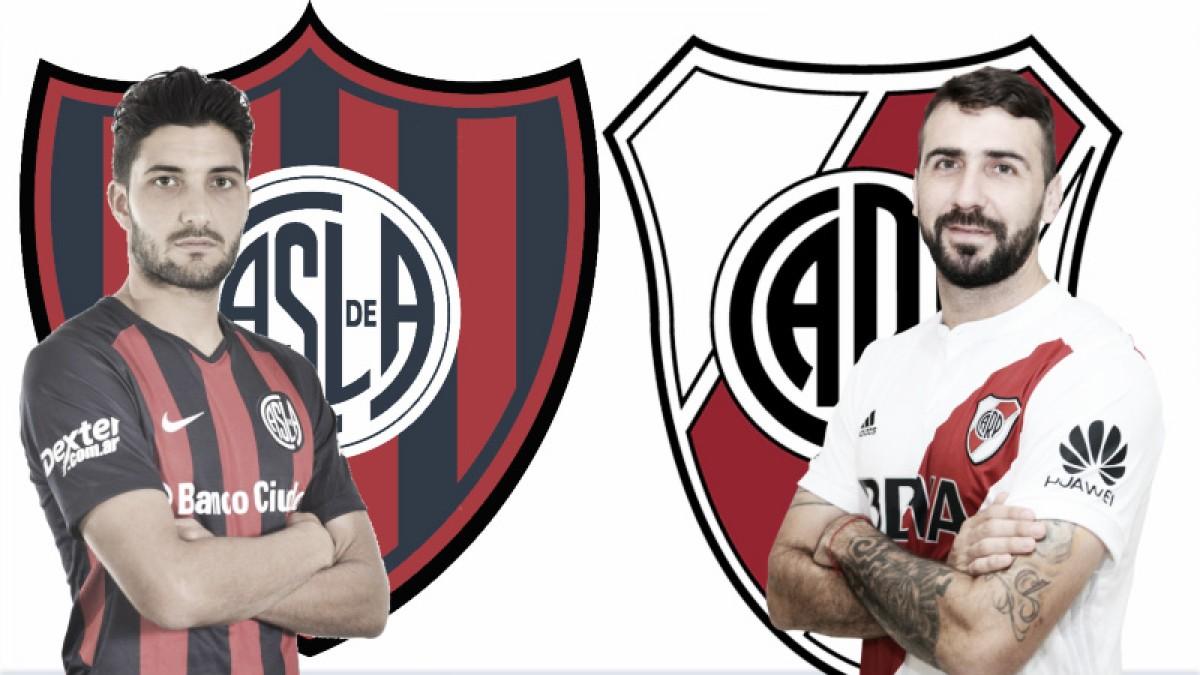 Lucas Pratto y Nicolás Blandi, las cartas de gol
