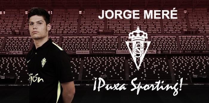 Sporting Gijón renova com jovem zagueiro Jorge Meré até 2020