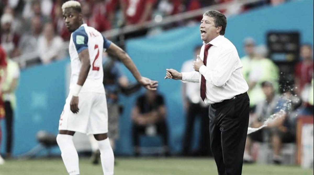"""Bolillo Gómez: """"Hablé con mis jugadores y les manifesté que habían sido dignos rivales de Bélgica"""""""