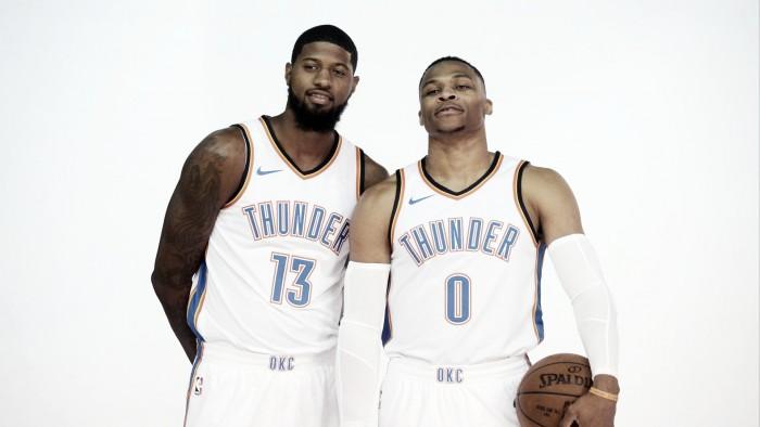 Nuevos pero familares Thunder