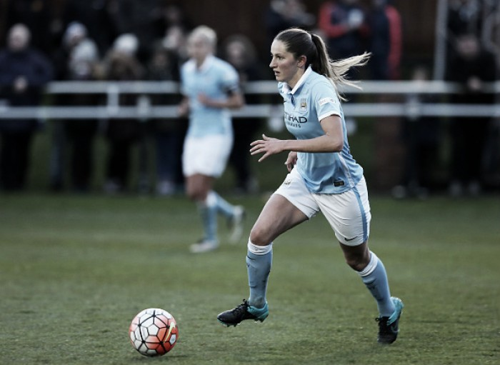 Manchester City's Abbie McManus sidelined for season