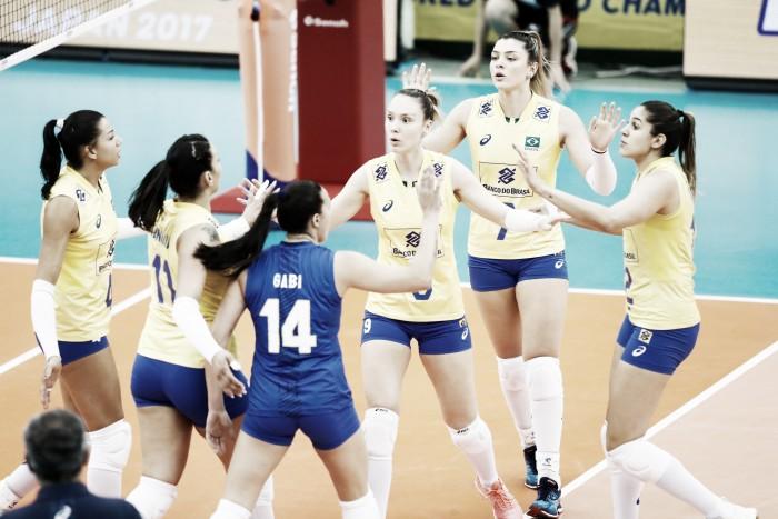 Sem chances de título, Seleção Feminina vence Coreia do Sul na Copa dos Campeões