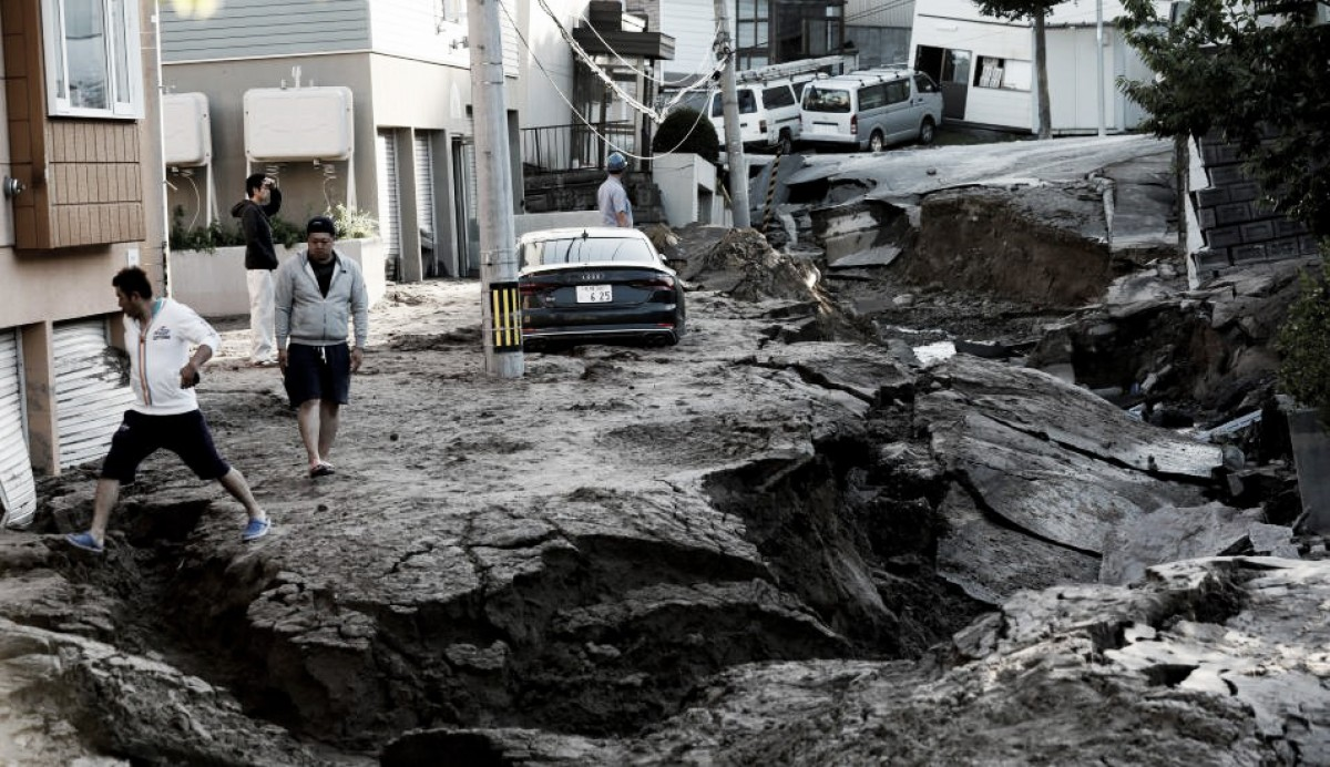 El amistoso entre Chile y Japón suspendido por un sismo