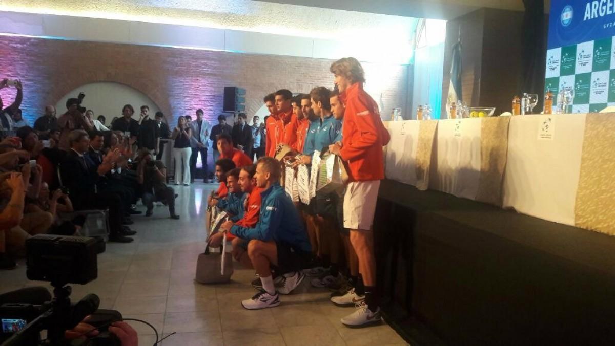 Previa Argentina - Chile: ansias de disfrutar buen tenis