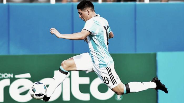 Villarreal confirma contratação do meia-atacante Cristian Espinoza, promessa do futebol argentino