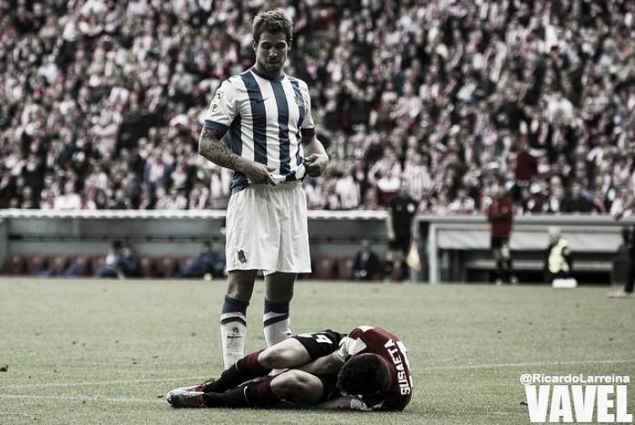 Precedentes Athletic - Real Sociedad