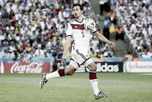 """Hummels exalta grupo alemão: """"Ganhamos porque jogamos como uma equipe"""""""