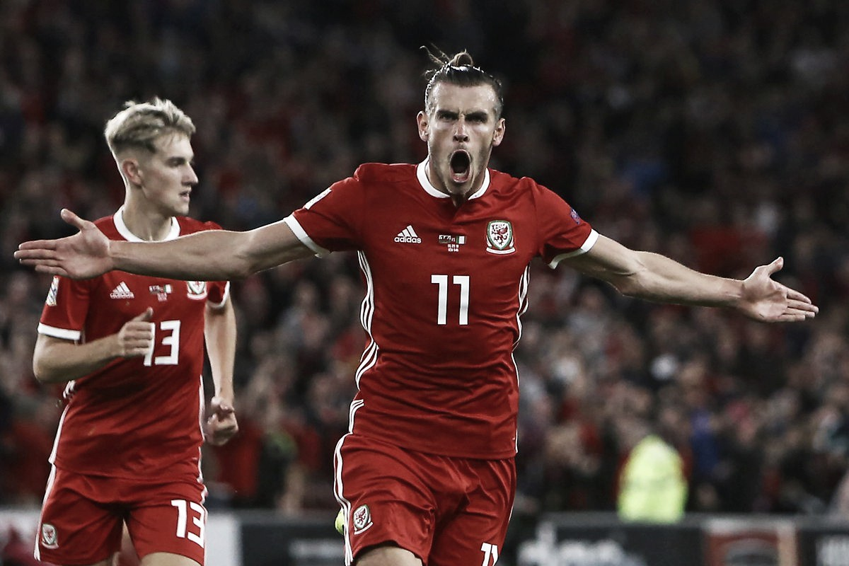 Bale conduce a Gales a la victoria