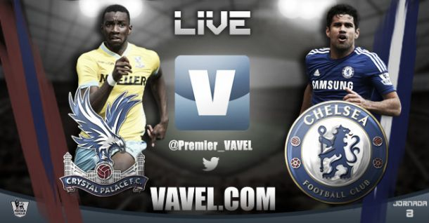 Crystal Palace vs Chelsea Live Stream and 2014 EPL Scores