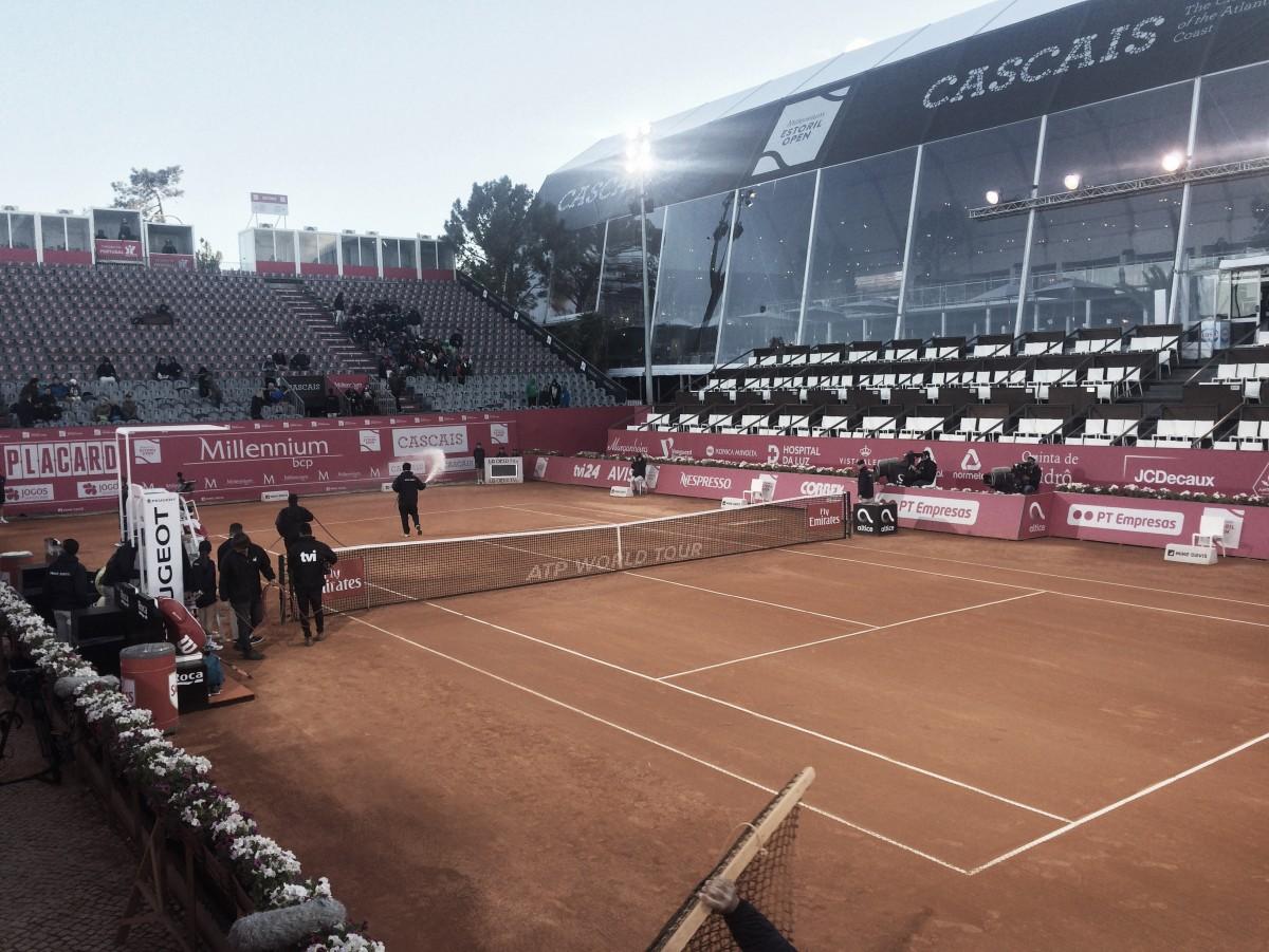 ATP Estoril: Friday recap and Saturday order of play